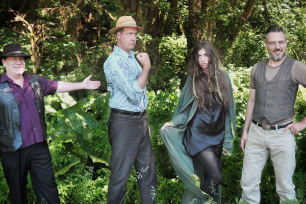 Former Nirvana Bassist Krist Novoselic's New Band Releases Debut Single