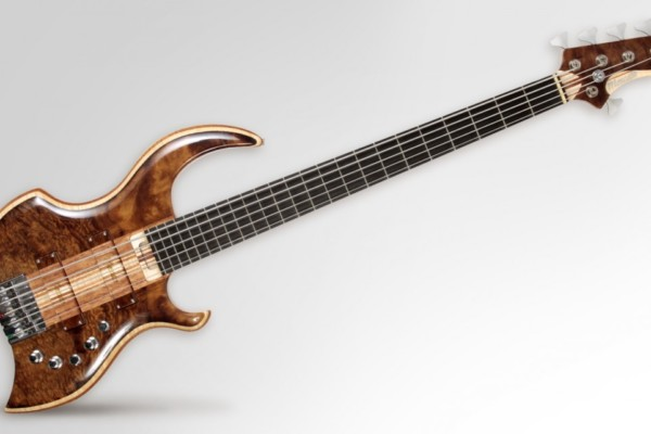 Bass of the Week: Moscato Guitars Funk Bass