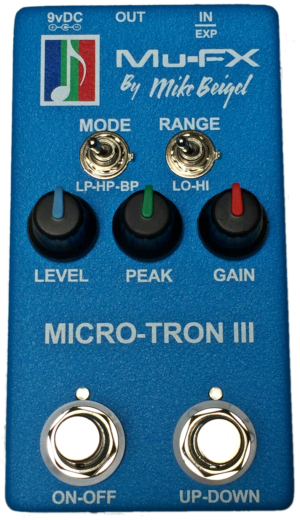 Mu-FX Micro-Tron III Envelope Filter