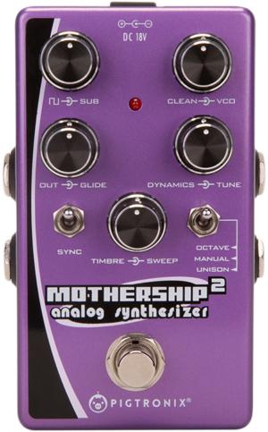 Pigtronix Mothership 2 Analog Synthesizer