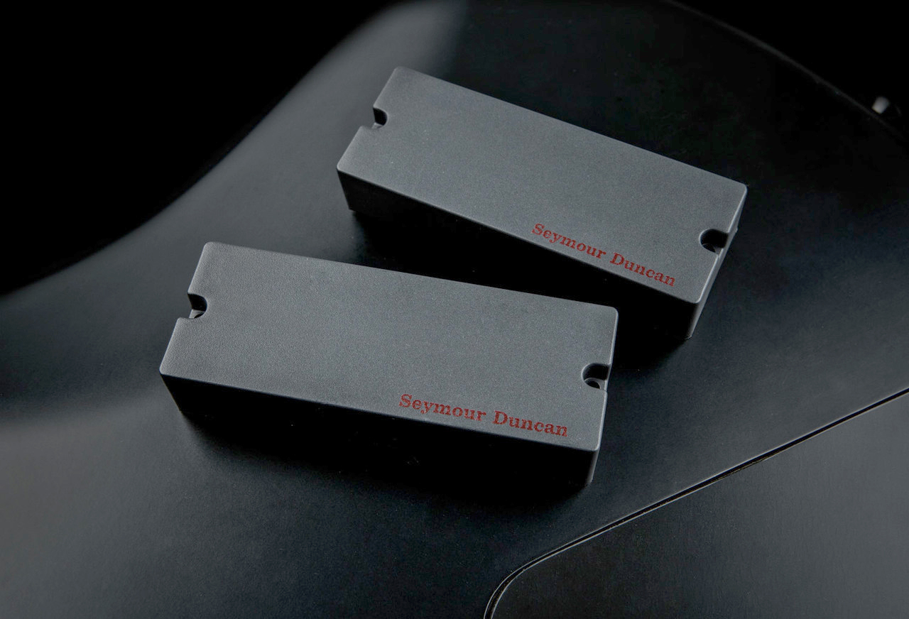 Seymour Duncan Alex Webster Hammer Smashed Bass Pickups