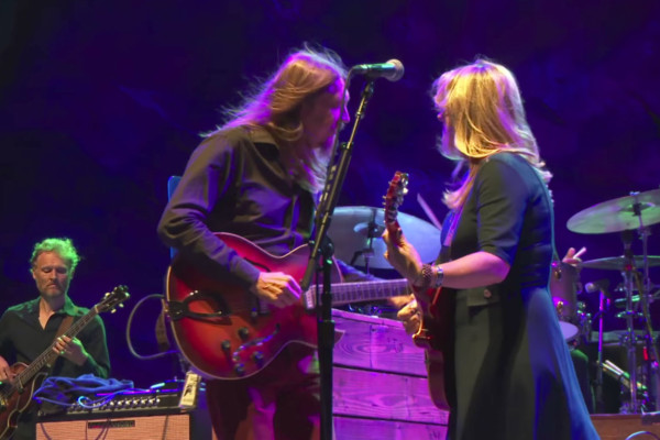Tedeschi Trucks Band with The Wood Brothers: Sweet Virginia