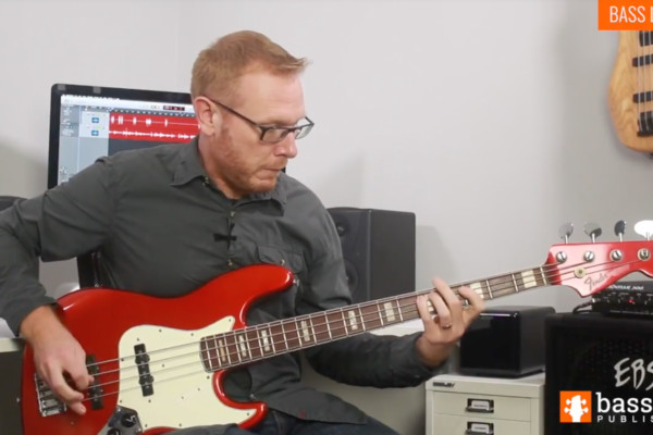 Stuart Clayton: Bass Lick of the Week #1 – Funk Groove