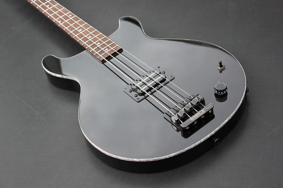 Brooks EB-RBL Bass Body