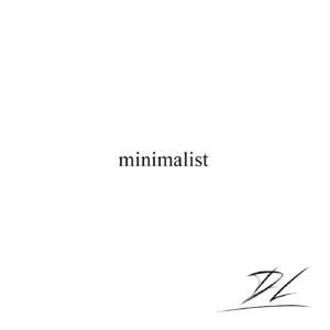 Dmitry Lisenko: minimalist