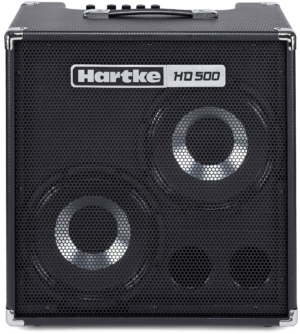 hartke now shipping the hd500 bass combo amp no treble. Black Bedroom Furniture Sets. Home Design Ideas