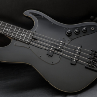 Jericho Guitars Introduces the Alpha Bass