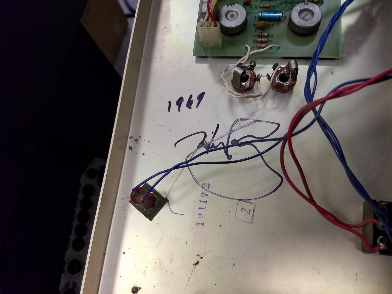 Peavey VTA-800 Hartley Peavey Signature
