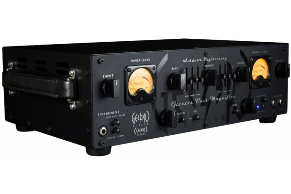 Geezer Butler Reveals New Ashdown Engineering Signature Head of Doom Amplifier