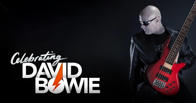 Celebrating David Bowie: Carmine Rojas