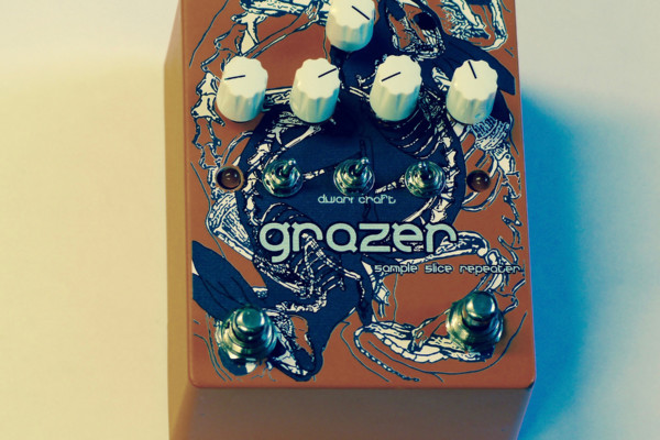 Dwarfcraft Devices Unveils The Grazer Pedal