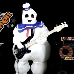 Alberto Rigoni: Ghostbusters Theme Song