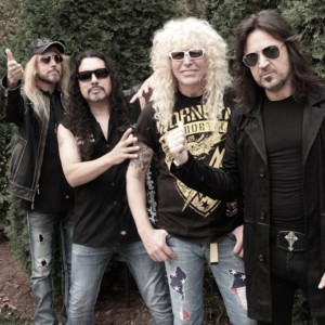 Stryper Announces New Bassist Perry Richardson