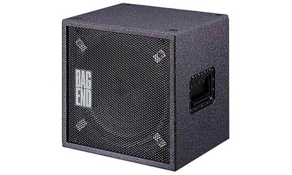 Bag End Introduces Nebula S15-N Bass Cabinet