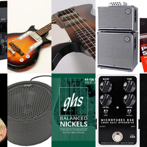 Bass Gear Roundup: The Top Gear Stories in October 2017