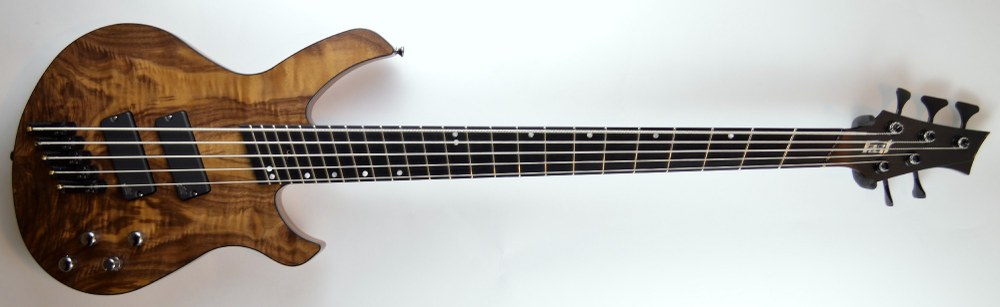 Fast Guitars Intrepid Bass