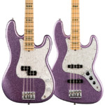 Fender Unveils Limited Edition Adam Clayton Precision and Jazz Bass