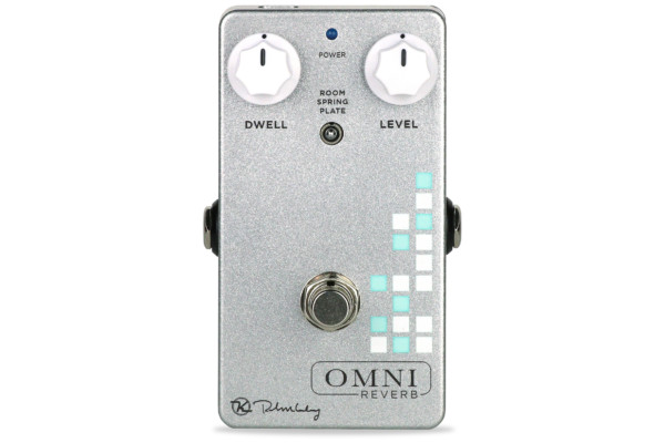Keeley Electronics Introduces the Omni Reverb Pedal