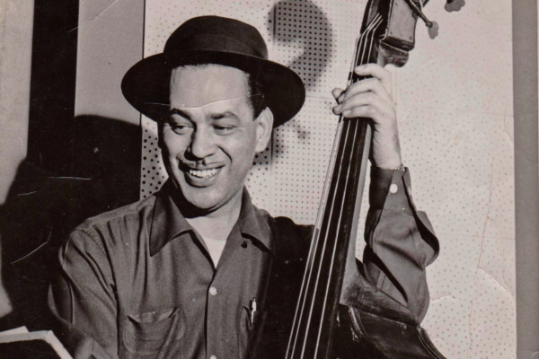 Bass Players To Know: Lloyd Trotman