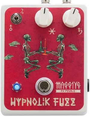 Massive FX Hypnotik Fuzz Pedal