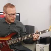 Stuart Clayton: Bass Lick of the Week #4 – Harmonics & Chords