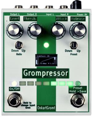 OnkartGromt Grompressor Pedal