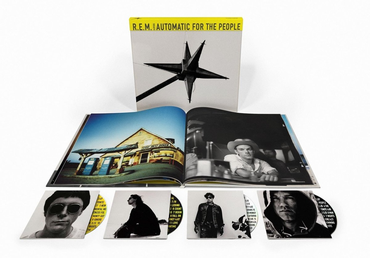 R.E.M.: Automatic For The People 25th Anniversary Reissue