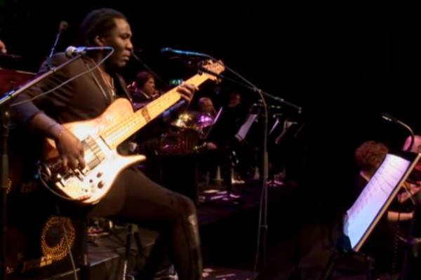 Richard Bona and Metropole Orkest: Three Views of a Secret