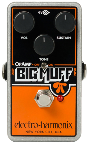 Electro-Harmonix Op-Amp Big Muff Pi Reissue Pedal