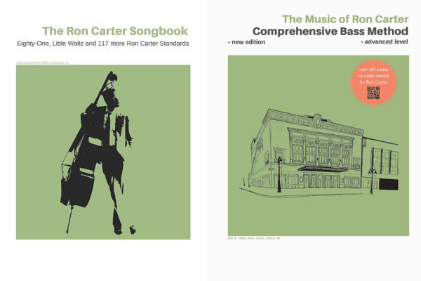 Ron Carter's Comprehensive Bass Method Reissued