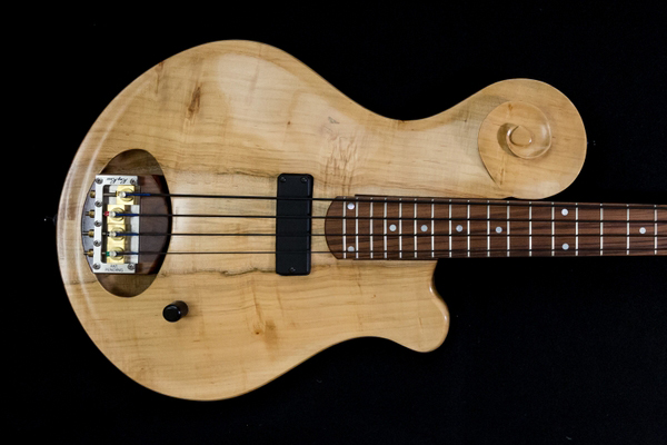 Bass of the Week: Ray Ross Bass No. 27