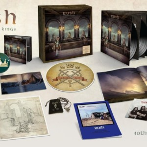 "Rush's ""A Farewell To Kings"" Gets 40th Anniversary Reissue"