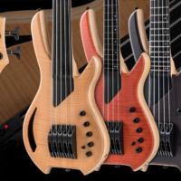 Willcox Guitars Unveils 2018 Saber Bass