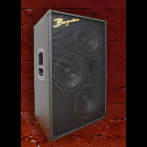Bergantino Audio Systems Unveils the HG410 Bass Cabinet