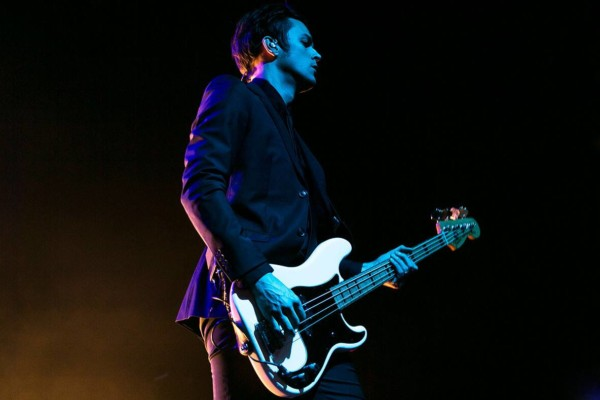 Dallon Weekes Leaves Panic! At The Disco