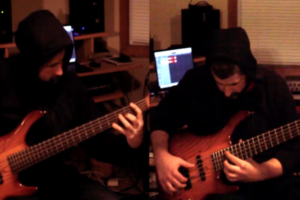 Chris DeAngelis: Iambic 9 Poetry / Every Little Thing She Does Is Magic Bass Mashup
