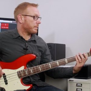 Stuart Clayton: Bass Lick of the Week #6 – Slow Fingerstyle Groove