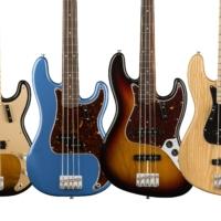 Fender Reveals American Original Series Including Four New Basses