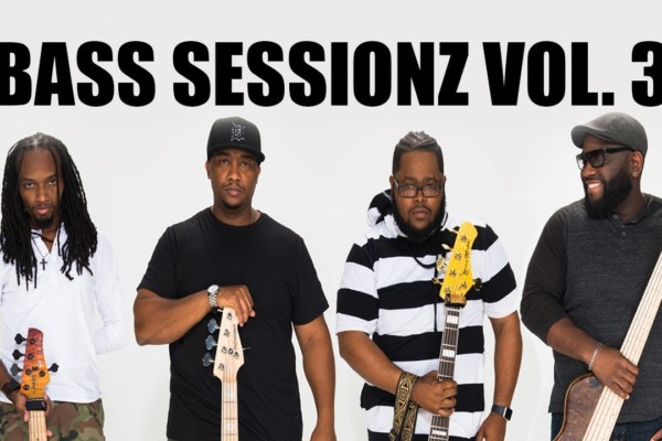 Gospel Chops Bass Sessionz, Vol. 3 Now Available