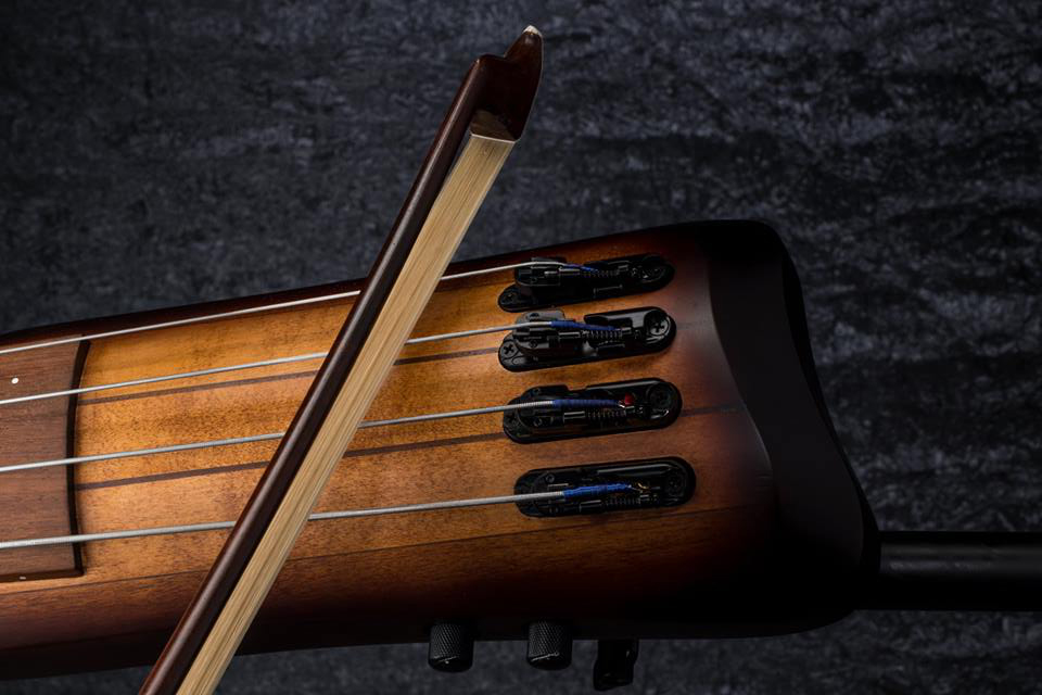 Ibanez UB804 Upswing Electric Upright Bass Bow