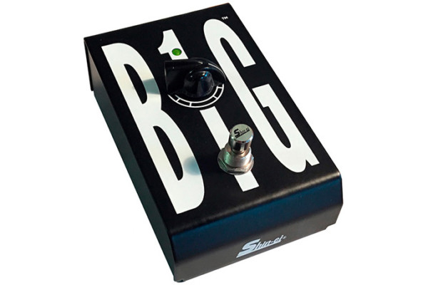 Shin-ei Announces the B1G 1 Gain Booster Pedal