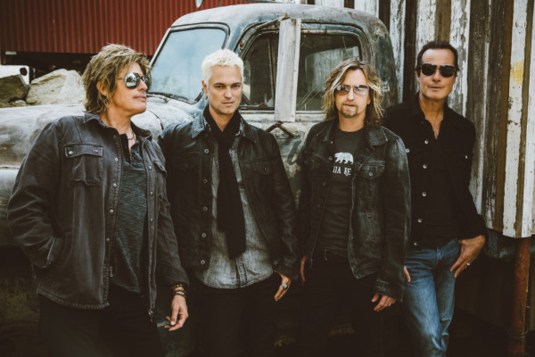 Stone Temple Pilots Announce New Tour, Tease Album