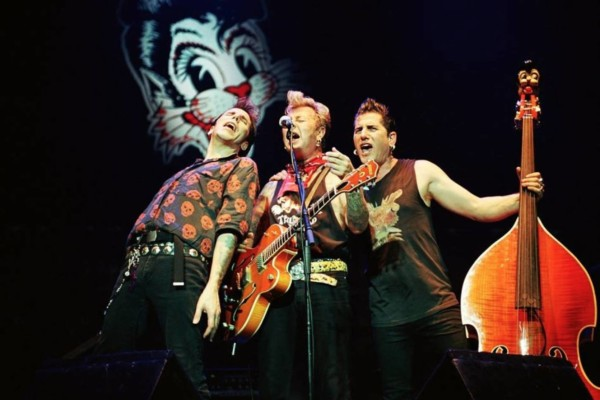 The Stray Cats Reunite For 2018 Concert