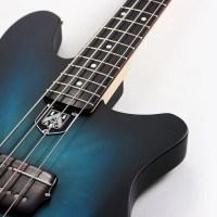 Bass of the Week: Adam Clayton's Wild Customs H. Moser & Cie Bass