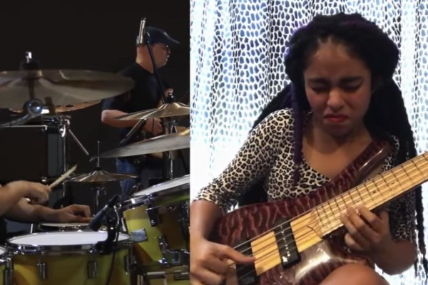Mohini Dey with Gary Willis: Groove a Day
