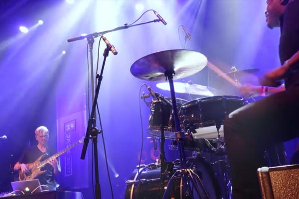 Evan Marien x Dana Hawkins: Flashes (Live at Mondriaan Jazz)