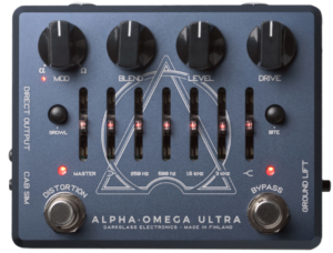 Darkglass Electronics Alpha Omega Ultra Pedal