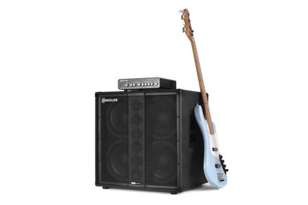 Genzler Amplification Reveals BA410-3 Bass Cabinet