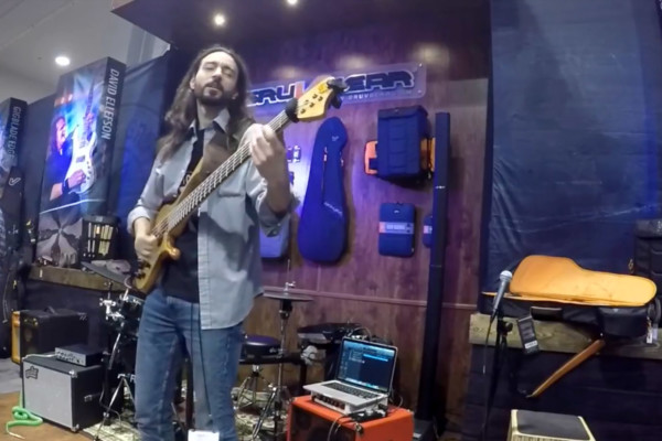 "Alex Lofoco: ""The Spear"" NAMM Performance"
