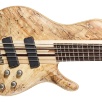 Cort Guitars Now Shipping A5 Plus SCFF Bass